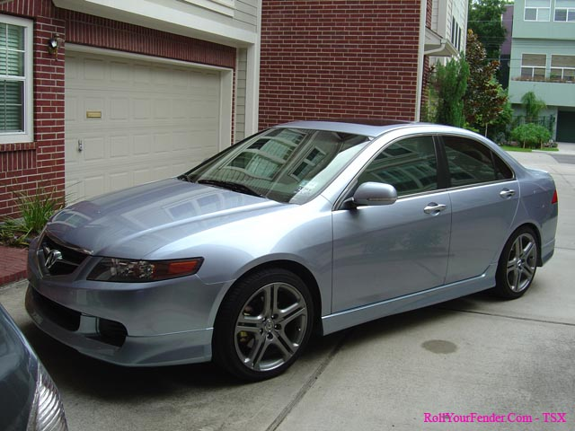 RollYourFenderCom TSX Fast Easy Affordable Professional - Acura tsx fender
